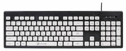 Клавиатура Oklick 580M Black USB