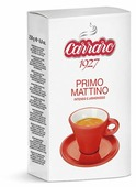 Кофе молотый Carraro Primo Mattino