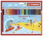 STABILO Акварельные карандаши Aquacolor 36 цветов (1636-6)