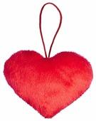 Игрушка-брелок Fancy Сердце красное 10 см