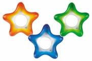 Надувной круг Intex Морская звезда 58235