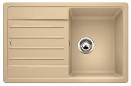 Врезная кухонная мойка Blanco Legra 45S 78х50см искусственный гранит
