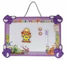 Доска для рисования детская Наша игрушка двусторонняя (635469)