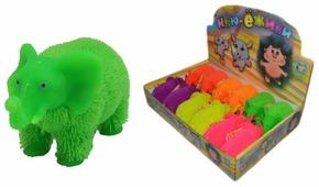 Игрушка-мялка 1 TOY Слоник Т10528