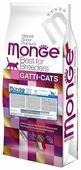 Корм для кошек Monge Superpremium Cat для профилактики МКБ, с курицей