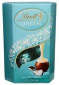 Набор конфет Lindt Lindor корнет кокосовый 200 г