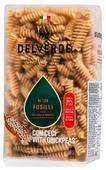 Delverde Industrie Alimentari Spa Макароны № 129 Fusilli с добавлением муки из нута, 450 г