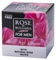 Rose of Bulgaria Крем против морщин For Men