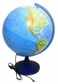 Глобус физический Globen Классик Евро 400 мм (Ке014000244)