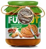 Funnut Арахисовая паста классическая с семенами Чиа