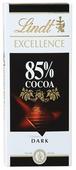 Шоколад Lindt Excellence горький, 85% какао