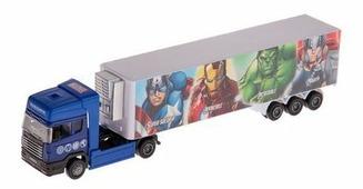 Фура Autotime (Autogrand) Junior Motors Avengers (49395) 1:48