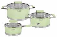 Набор посуды Taller Минт TR-7170 6 пр.