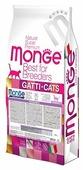 Корм для стерилизованных кошек Monge Natural Superpremium с курицей