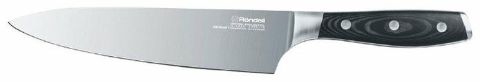 Rondell Нож поварской Falkata 20 см