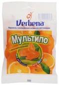 Карамель Verbena Мультипо с апельсиновой начинкой 60 г