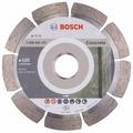Диск алмазный отрезной 125x1.6x22.23 BOSCH Standard for Concrete 2608602197