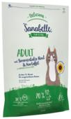 Корм для кошек Sanabelle беззерновой, при чувствительном пищеварении, с телятиной