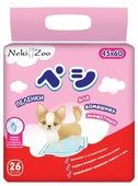 Пеленки для собак впитывающие Maneki NekiZoo S 60х45 см
