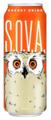 Энергетический напиток S.O.V.A. Orange