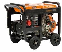 Дизельный генератор Daewoo Power Products DDAE 9000DXE-3 (6400 Вт)