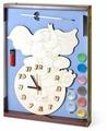 Нескучные игры Набор для росписи Часы с циферблатом Слоник (ДНИ123)