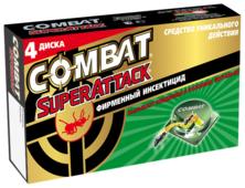 Ловушка Combat SuperAttack от муравьев