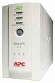 Резервный ИБП APC by Schneider Electric Back-UPS BK500-RS