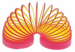 Слинки Slinky Неон