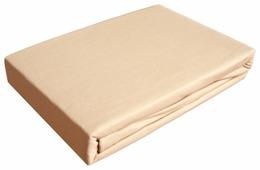 Простыня OLTEX трикотажная на резинке 180 х 200 см