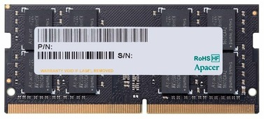Оперативная память 4 ГБ 1 шт. Apacer DDR4 2666 SO-DIMM 4Gb