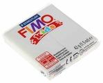 Полимерная глина FIMO Kids 42 г белый (8030-0)