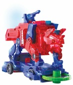 Интерактивная игрушка трансформер РОСМЭН Дикие Скричеры. Линейка 2. Пирозавр (34830)