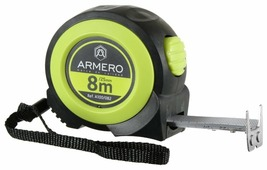 Рулетка Armero A100/082 25 мм x 8 м