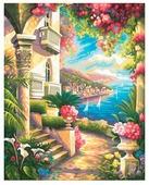 """Schipper Картина по номерам """"Дом у моря"""" 40х50 см (9130416)"""