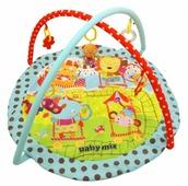 Развивающий коврик Baby Mix Звезды цирка (3431PP)