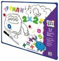 Доска для рисования детская Kribly Boo с магнитами и маркером (3318)