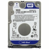 Жесткий диск Western Digital WD Blue Mobile 500 GB (WD5000LPCX)