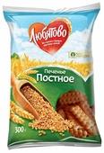 Печенье Любятово Постное, 300 г