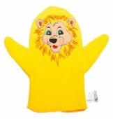 Наивный мир Кукла рукавичка Лев (011.18)