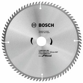 Пильный диск BOSCH Eco Wood 2608644384 254х30 мм