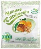 Конфеты Умные сладости с курагой и грецким орехом
