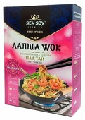 Лапша Sen Soy Wok рисовая пад тай по-тайски 235 г