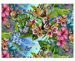 "Color Kit Картина по номерам ""Бабочки"" 30х40 см (KS019)"