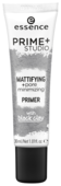 Essence матирующий праймер Prime Studio Mattifying Pore Minimizing Primer with Black Clay 30 мл