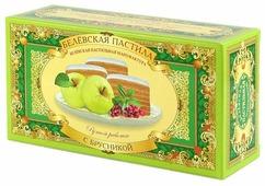 Пастила Белевская пастильная мануфактура Белёвская с брусникой 100 г
