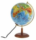 Глобус физико-политический Globen Элеганс 210 мм (Э012100163)