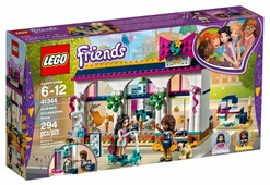 Конструктор LEGO Friends 41344 Магазин аксессуаров Андреа