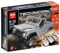 Электромеханический конструктор Lepin Technican 23003 Land-Rover Defender