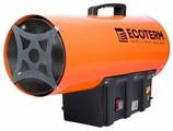 Газовая тепловая пушка ECOTERM GHD-15 (15 кВт)